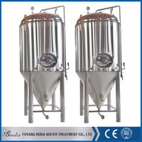 New 1000l grape wine fermenter, industrial brew tanks, winery equipment