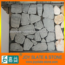Natural decorative garden paving stone mold
