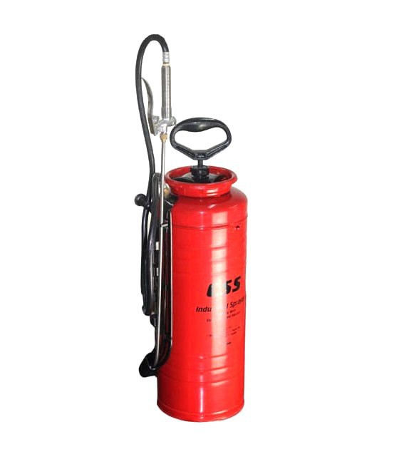12L to 16L Metal Pressure Sprayer with lance holder