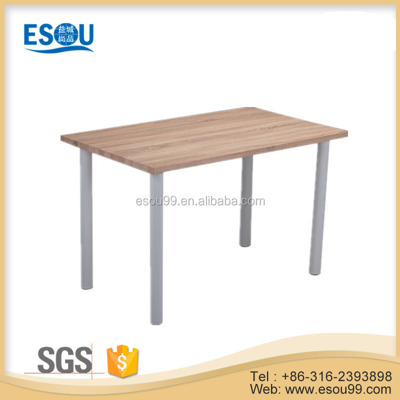 Rectangular MDF Top Restaurant Dining Tables