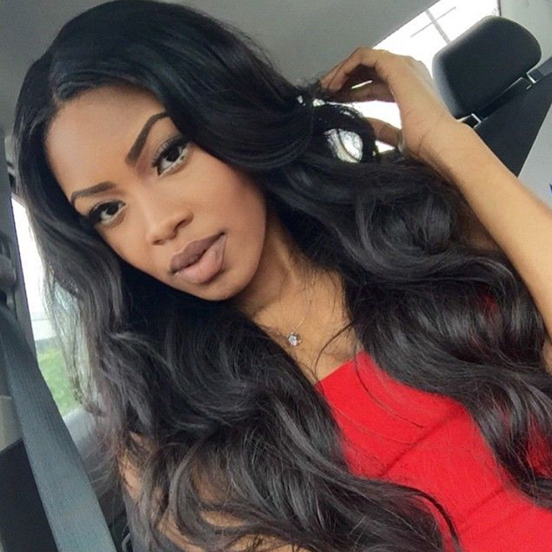 Factory sale price 7A grade virgin body wave unprocessed human hair weave