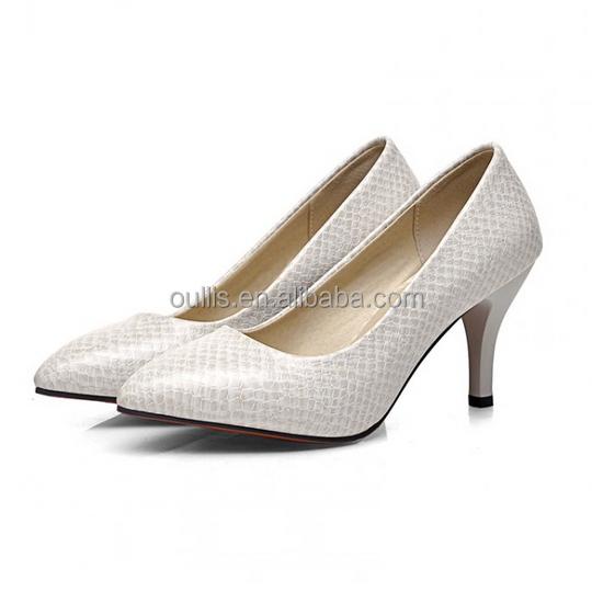 New Design Ladies Shoes 2016 Big Size Shoes Women High Heels ...