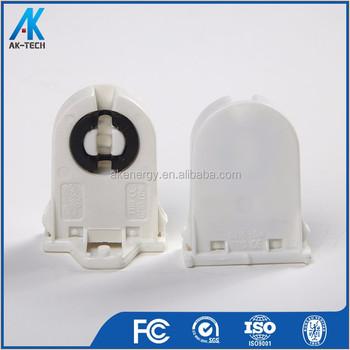 Fluorescent T8 Tube Light Starter Holder T5 Socket Base For Lamp