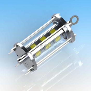 high quality underwater torpedo professional squid fishing light, Reel Combo