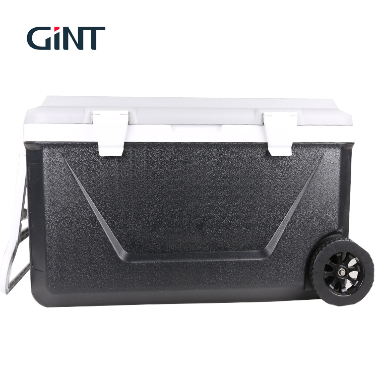 Hot sale 45 litre outdoor cheap lock ice chest fishing cooler box