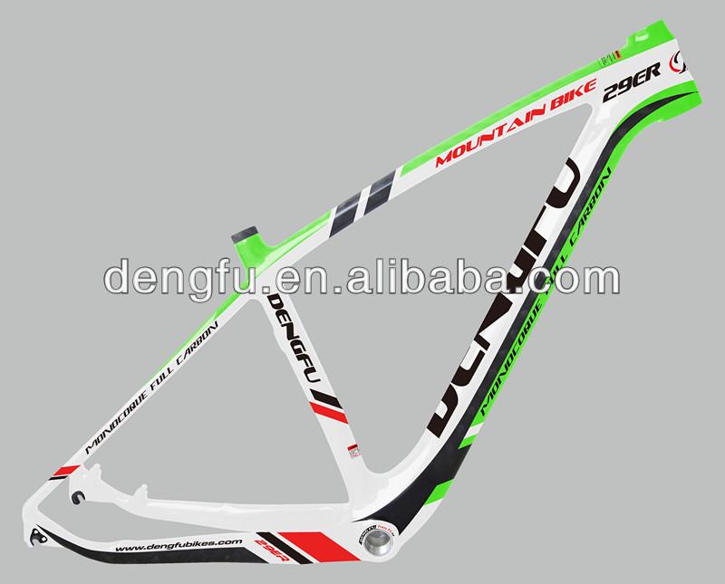 Dengfu 29er Carbon Mtb Rahmen Hardtail Fm056 - Buy 29er Carbon Mtb ...