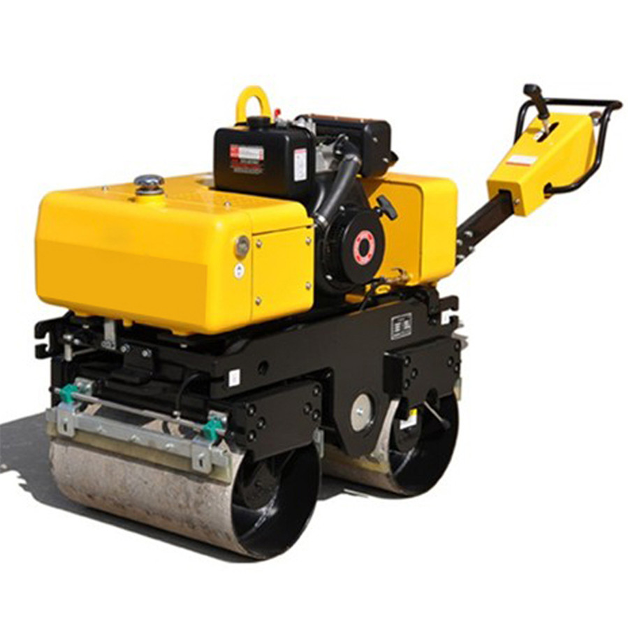 Reliable quality used hand asphalt compact dynapac roller