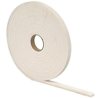 popular free sample 5mm*3mm*15m pvc foam tape for car window