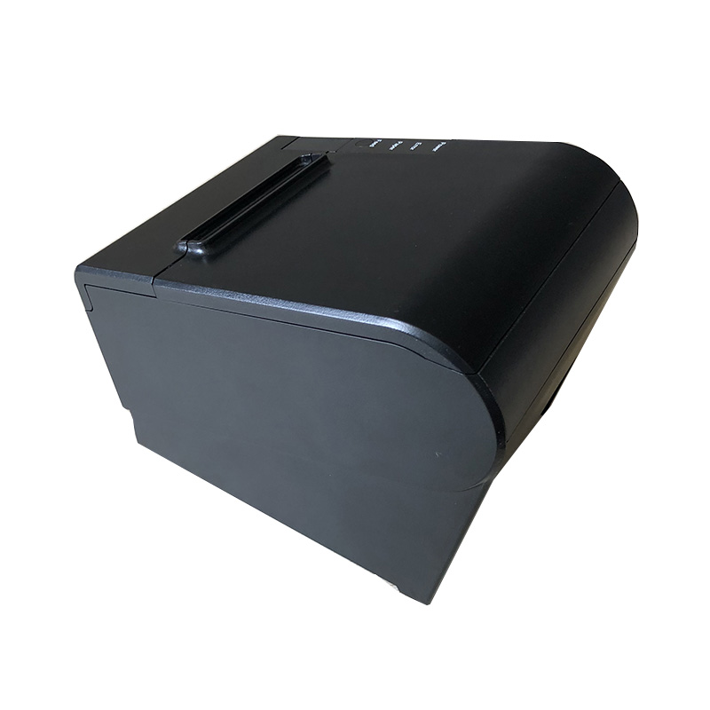 80mm Mini LAN POS Thermal Receipt Printer For Restaurant POS801 POS80