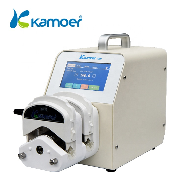 Kamoer Electric Wifi Control Speed Adjustable Liquid Lab Peristaltic <strong>Pump</strong>