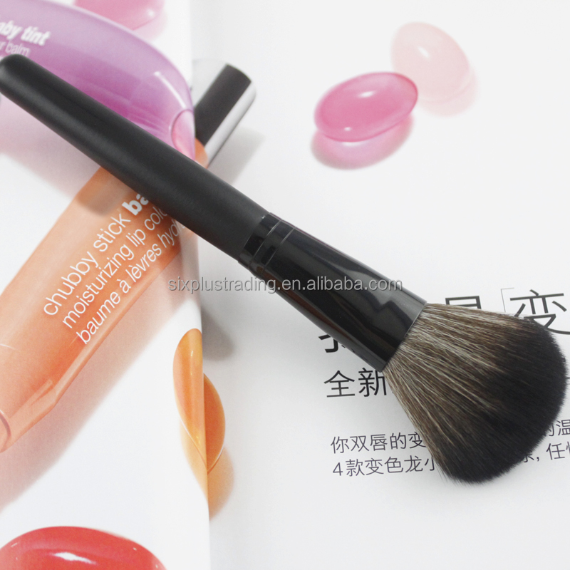 Good quality cheap make up brushes boar brush contour brush set