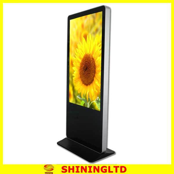 largest us food distributors advertising display metal stand