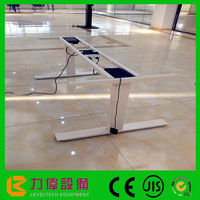 Electric Lifting Office Height Adjustable Desk Furniture Office Front Desk