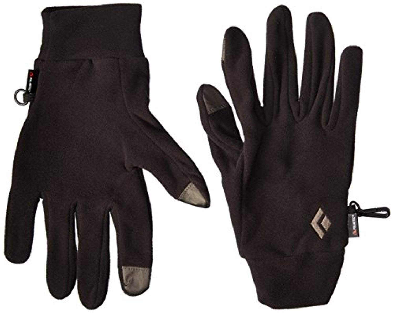 Get Quotations · Black Diamond Lightweight Fleece Gloves   Cooling Towel  Bundle 488f8651440
