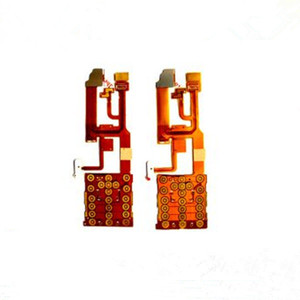 print circuit board 2 layers flexible print circuit, pcb manufacture