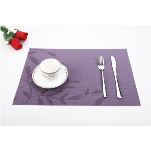 disposable placemats baby 2017 Customized printed clear plastic mat,table mat,placemat