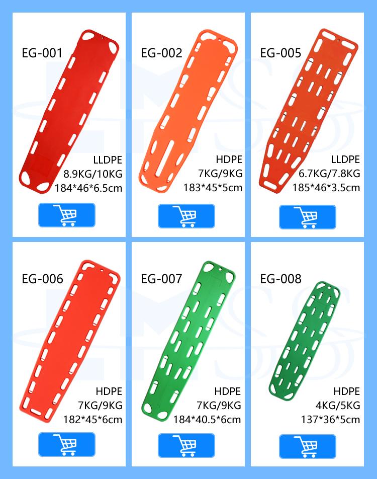 Ambulance Dimension Spine Board