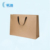 Shopping brown kraft packing bag paper