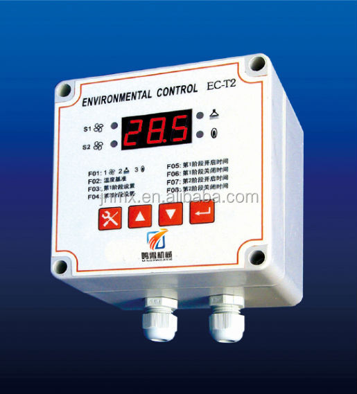 Green House Automatic Temperature Control System