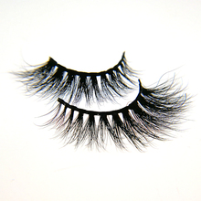 High quality hand made long full false eyelashes