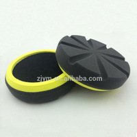 "6"" cleaning sponge car care product new item for car polishing"