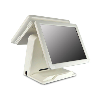 15 inch dual screen pos device windows tablet pos touch screen pc all in one pos
