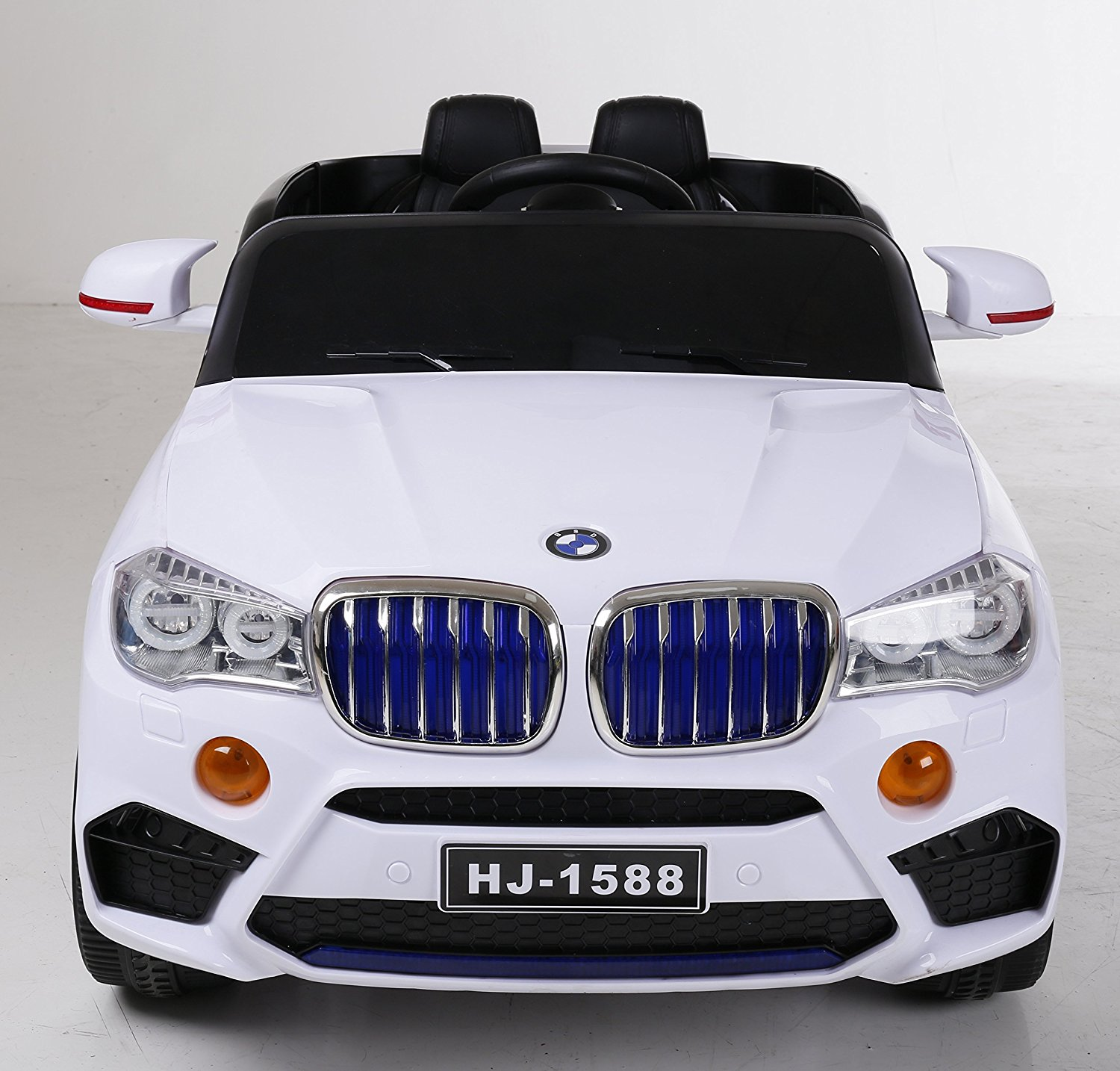 Buy Ride On Toy Car For Kids With Rc Bmw I8 Style 12v Battery