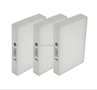 Mini pleats HEPA filter apply to HPA300 HEPA Filter for HVAC system with Mesh