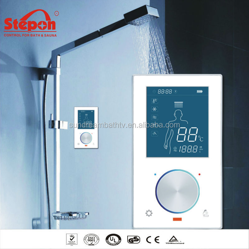 automatic shower room temperature control board buy shower room temperature control temperature controlled shower panel