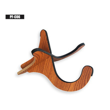 Ukulele עמיד עץ stand מיני <span class=keywords><strong>גיטרה</strong></span> אבזר ukulele בס stand