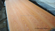 3mm red oak veneer plywood from Linyi