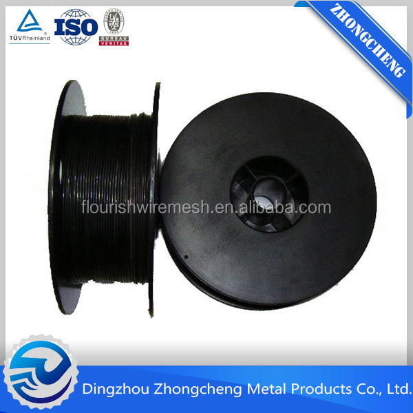 Black Annealed Wire(Soft Annealed Wire,Black Iron Wire) offers excellent flexibility and softness, due to its oxygen free anneal
