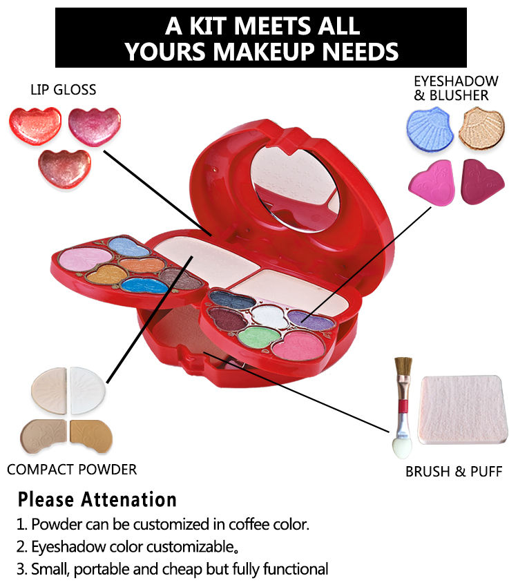 Wholesale Private Label Makeup-supplier Lots Bulk Make Up