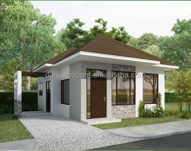 Polyurethane Blocks EPS Cement Sandwich Board Price villas in Nigeria