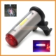 IPX6 3 LED Color Changing 7 Mode Police Light Newest USB Rechargeable Bicycle Bike Tail Light