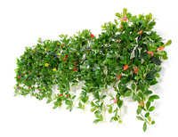 High simulation Artificial Ivy Leave Garland Wall Decoration