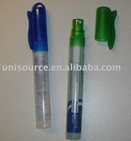 Pen spray hand sanitizer & cleaning gel