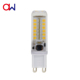 Engineering Quality LED G9 Light 3W Warm White PC cover LED G9 Bulb No flicker