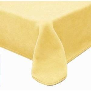 Solaron Solid Beige Queen Korean Mink Blanket
