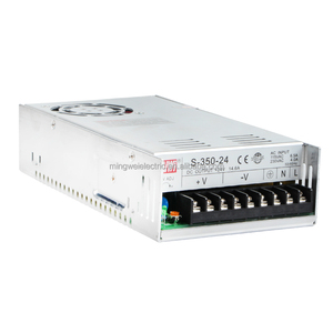 S-350-24 AC DC 350W 24V dc power supply