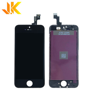 Hot sale item smartphone spare parts for iphone 5s lcd with high quality