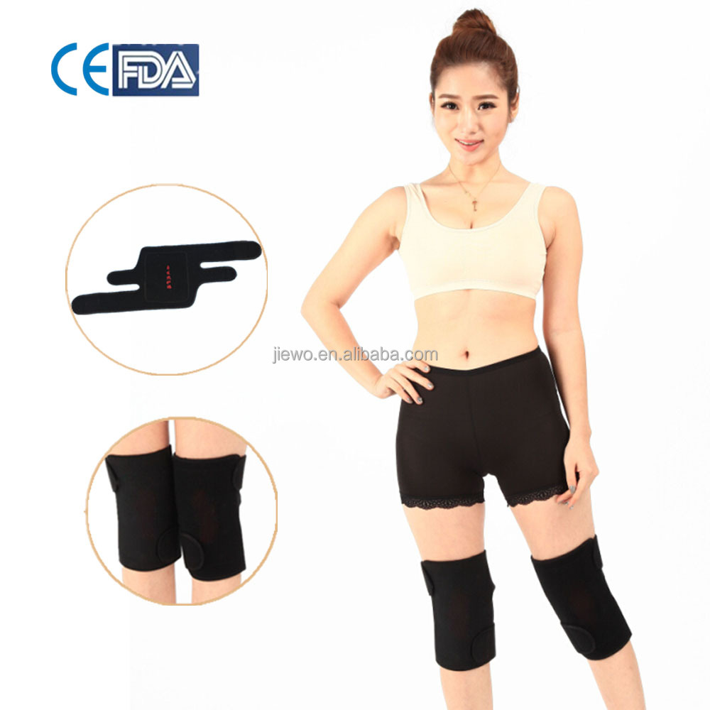 comfortable heated knee support belt ,knee strap,knee belt made in china