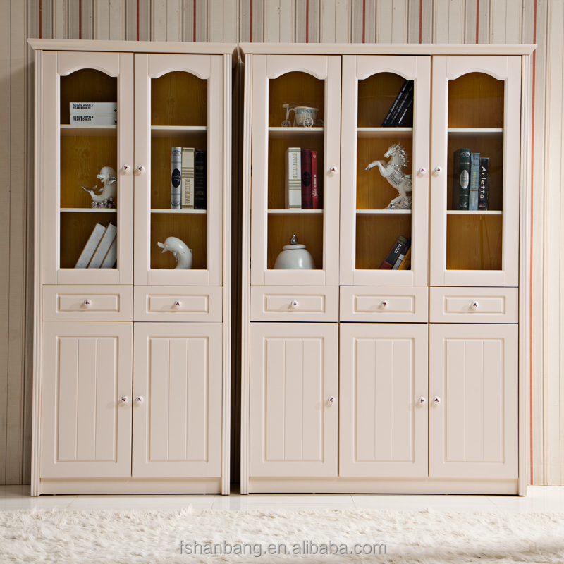Modern High Quality Fancy White European Bedroom Wardrobe For Wholesale