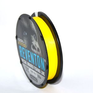 wholesale high quality 100m 8 strand braided fishing line multifilament PE line fishing braided