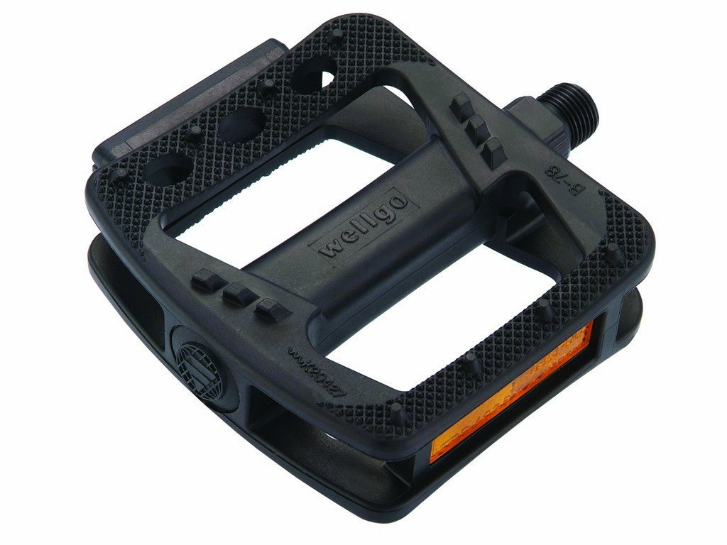 Diamondback DBXP10 Resin BMX Pedal - Black by Diamondback
