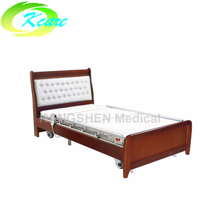 manufacturer three function electric home care hospital bed for old man