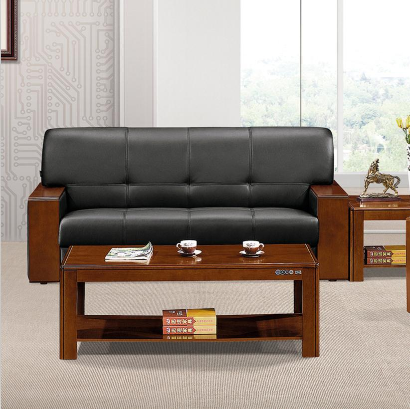 2015 New Model Wooden Sofa Design Barcelona Sofa Set