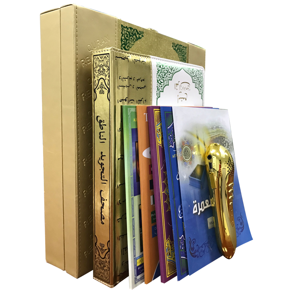 Hot New Coran Talking Pen Arabic Books For Children Adults Learn Quran  Translate Bangla - Buy Coran Reader,Arabic Books,Talking Pen Book Product  on