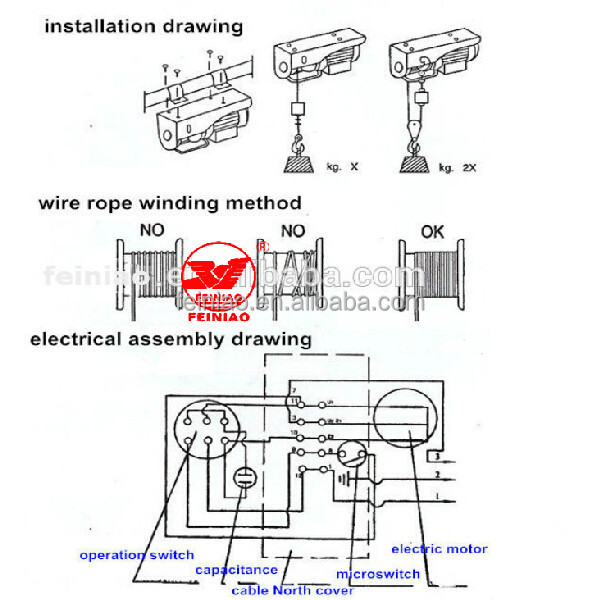 Forward Reverse Drum Switch Diagram Com