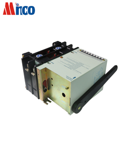MCTRANS diesel generator 500 amp automatic transfer switch